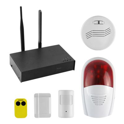 LoRa Home Security System